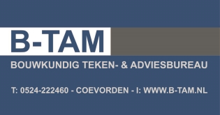 B-TAM Bouwkundig Teken- en Adviesbureau