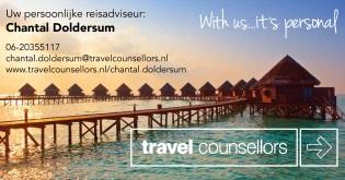 Travel Counsellors Chantal Doldersum Reisadviseur Coevorden