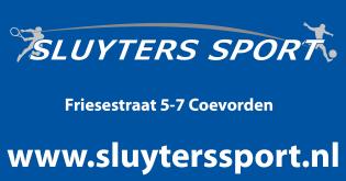 Sluyters Sport Coevorden