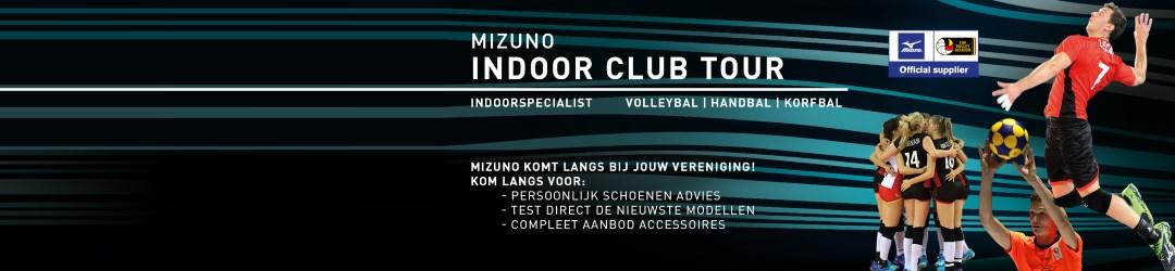 Mizuno Indoor Club Tour